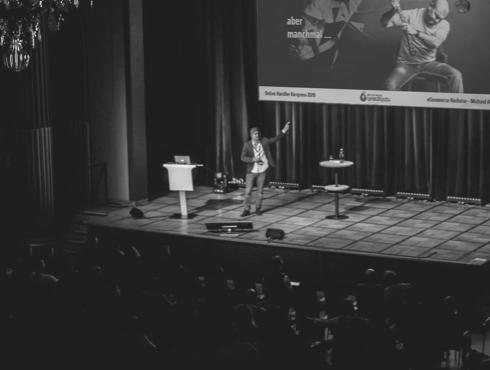 Bühnen Speaker digital rockstar